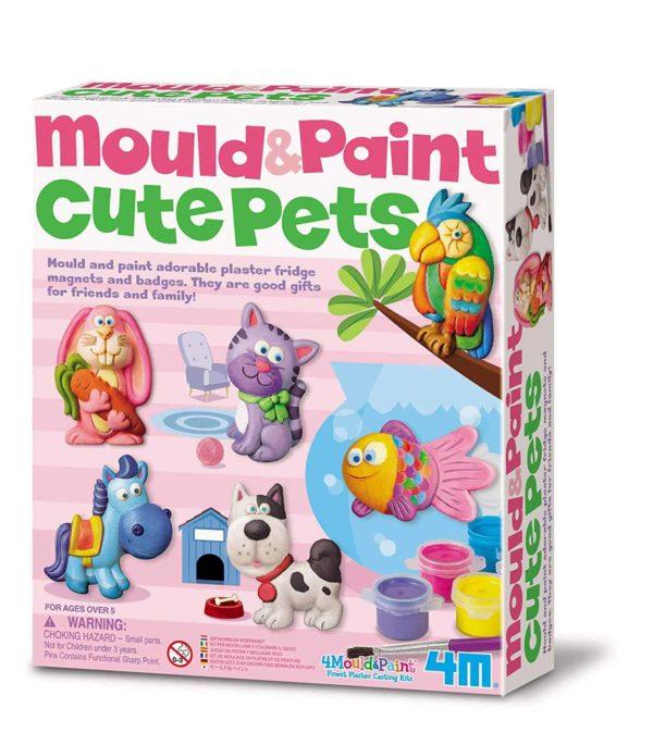 لعبة قوالب الرسم الحيوانات الأليفة – شركة 4 ام