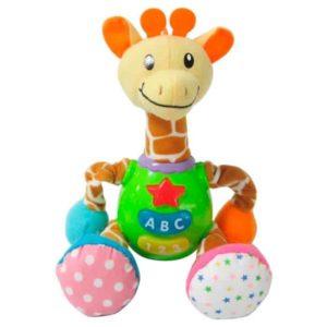 Smart Junggle giraffe