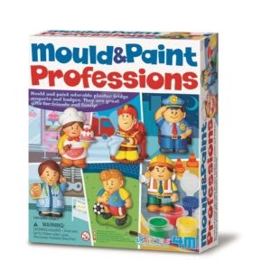 Mould And Paint Professions