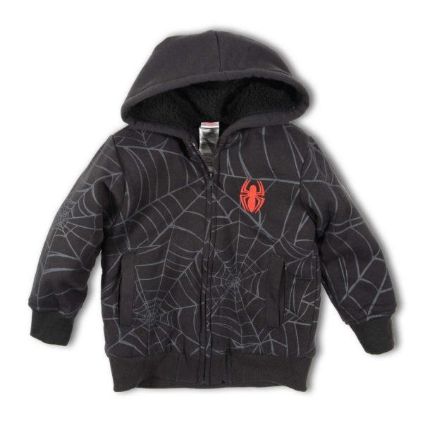 Spider Man Black Jacket