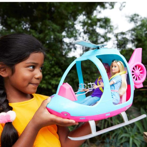 Barbie Travel Helicopter Egypt