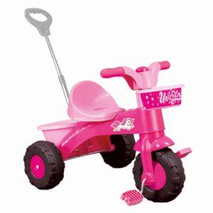 عجلة ثلاثية بناتي يونيكورن من دولو