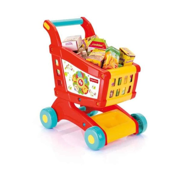 FISHER PRICE - Shopping Cart With Accessories