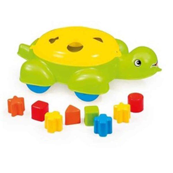 fisher price – turtle shape sorter