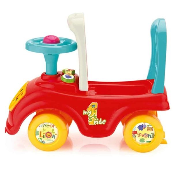 سيارة فيشر برايس-سيارة الركوب الاول