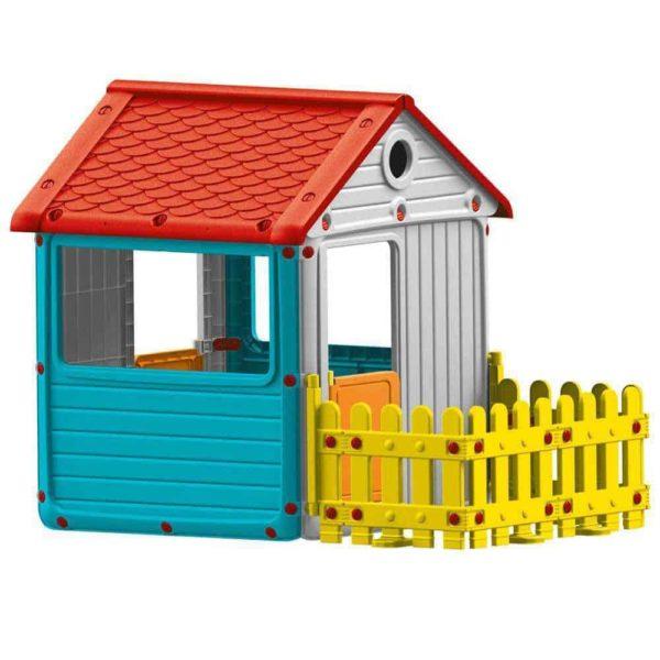 منزلي الاول مع سياج خاص به
