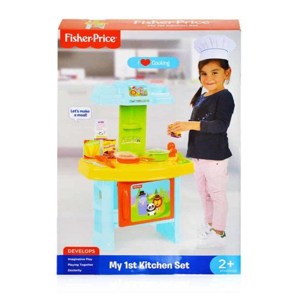 fisher price my 1st kitchen set