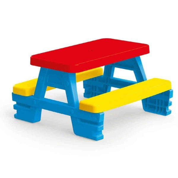 طاولة النزهة لاربع أطفال