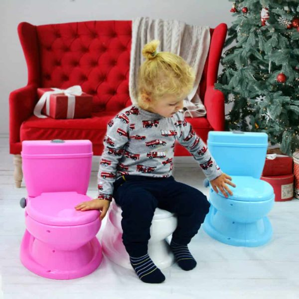 potty trainer seat pink