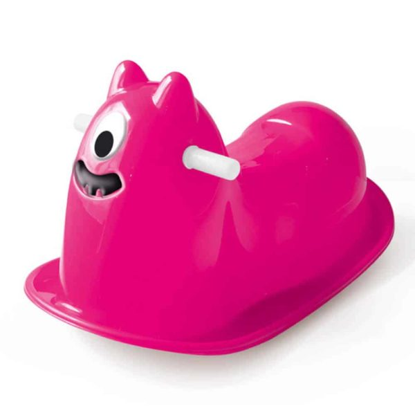 single monster rocker pink