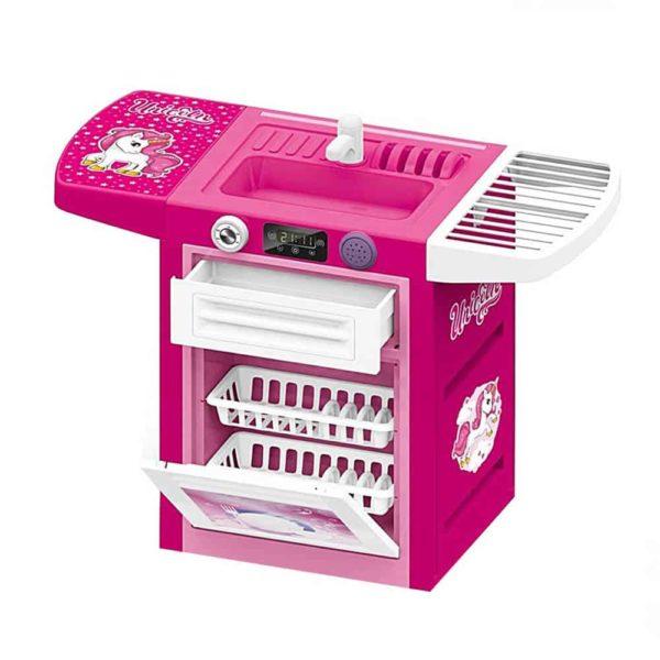 dolu unicorn dish washing machine