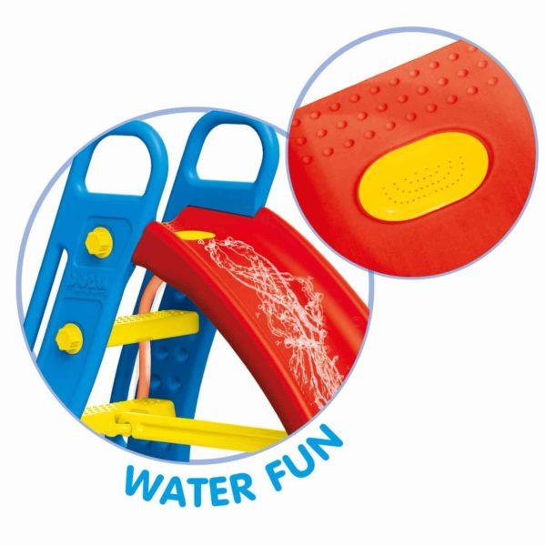 زحليقة المياه الكبيرة للأطفال من دولو