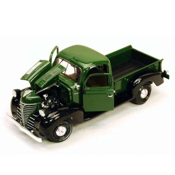 1941 شاحنة بليموث لوري بيك اب من موتور ماكس