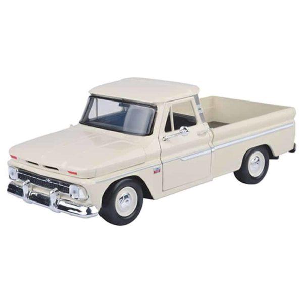 1966 شاحنة تشيفي سي 10 فليتسايد بيك آب من موتور ماكس
