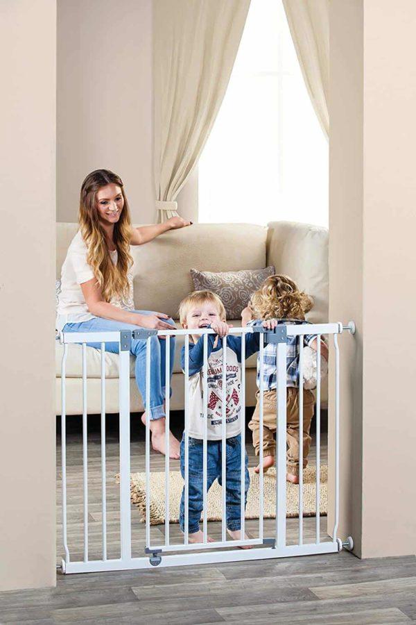 بوابة الامان والسلامة للأطفال بمقياس- 99-106cm