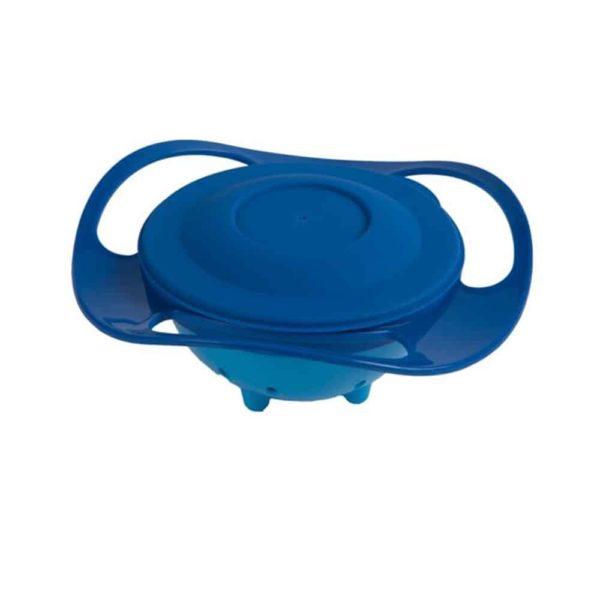 حافظة الطعام المذهلة زرقاء اللون من بيبى جيم