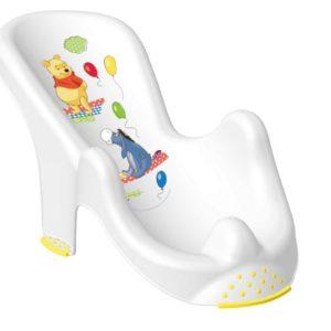 Baby Bath Chair Winnie The Pooh White by Keeper