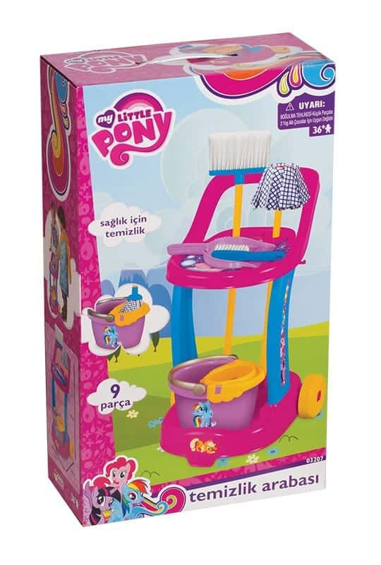 """cleaning trolley """"pony"""" dede"""