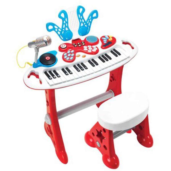 لوحة المفاتيح الكهربائية الفائقة من وين فن