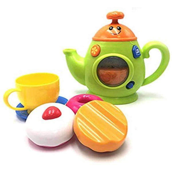 لعبة طقم شاي الحلو والمرح من وين فن