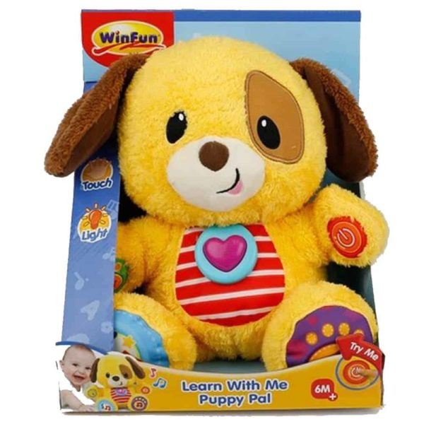 learn with me puppy pal winfun