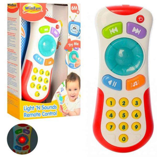 my first remote control winfun