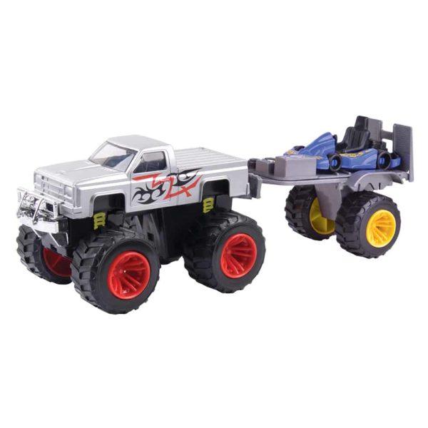 مجموعة شاحنة الوحش العظيم من موتور ماكس