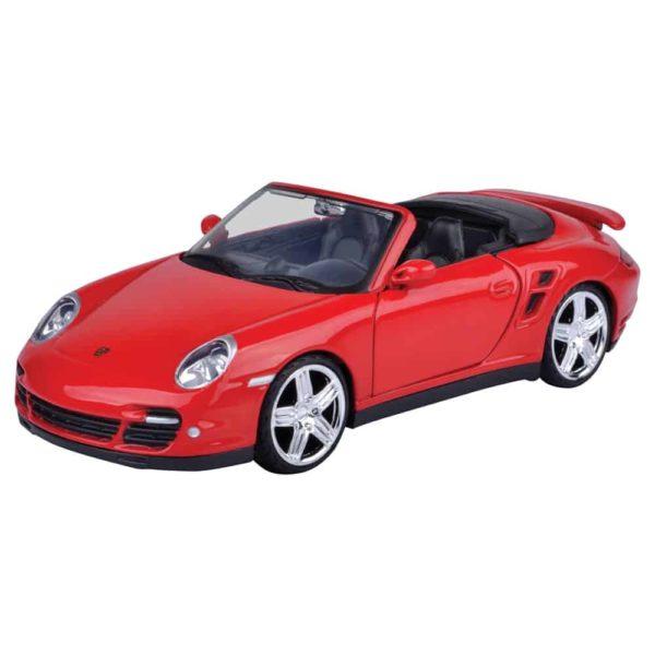 سيارة بورش 911 توربو كابريوليه من موتور ماكس