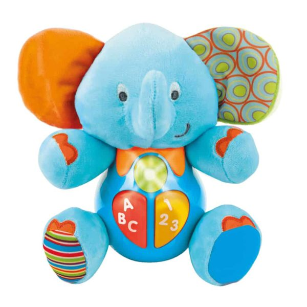 دعنا نغنى ونتعلم مع الفيل تيمبر من وين فن