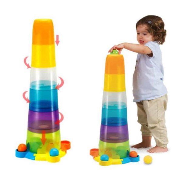 stacks o'fun balls and cups winfun