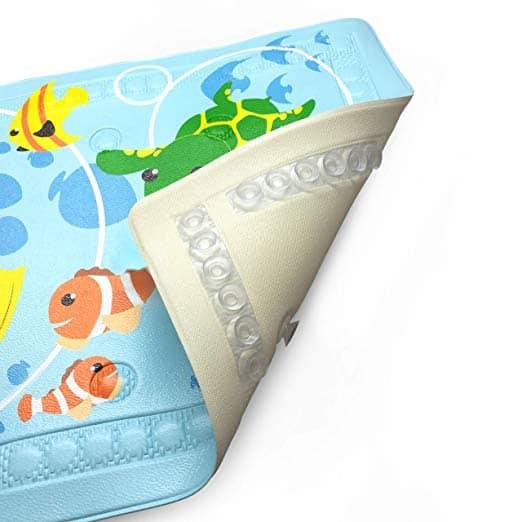 anti slip bath mat animals dreambaby