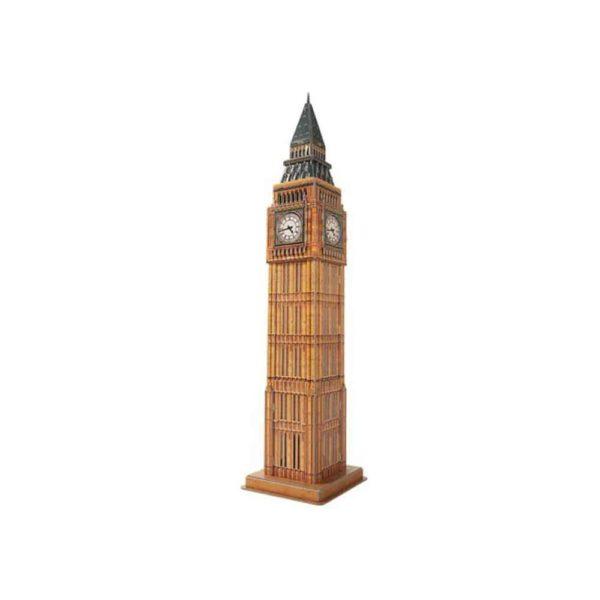 بازل ثلاثي الابعاد على شكل ساعة بج بن (47قطعة) من كيوبك فن
