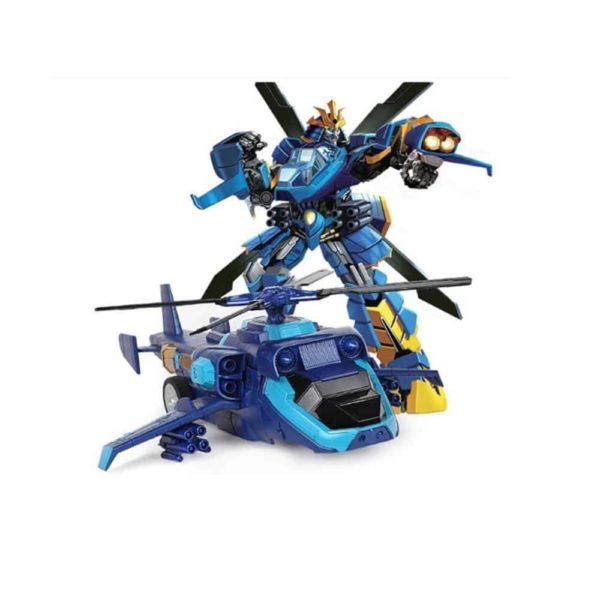 لعبة الهليكوبتر المتحولة من ام زد