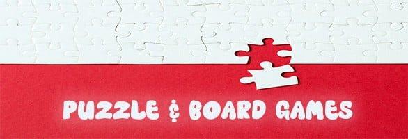 puzzle board games