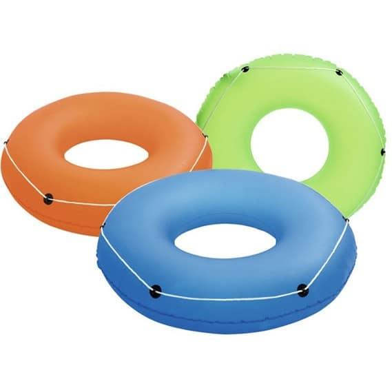 bestway's color blast swim ring (119 cm)