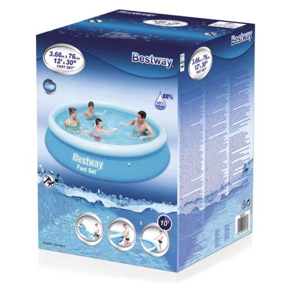 Bestway's Fast Set Pool