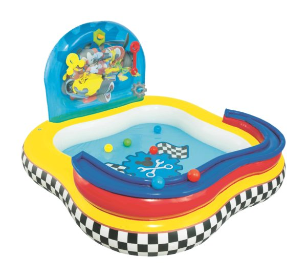 bestway's mmrr gearwheel play center (157cm x 157cm x 94cm)