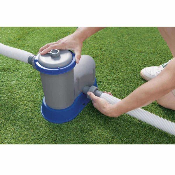 bestway's flowclear 1500gal filter pump