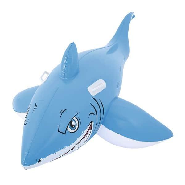 bestway's great white shark rider (183cm x 102cm)