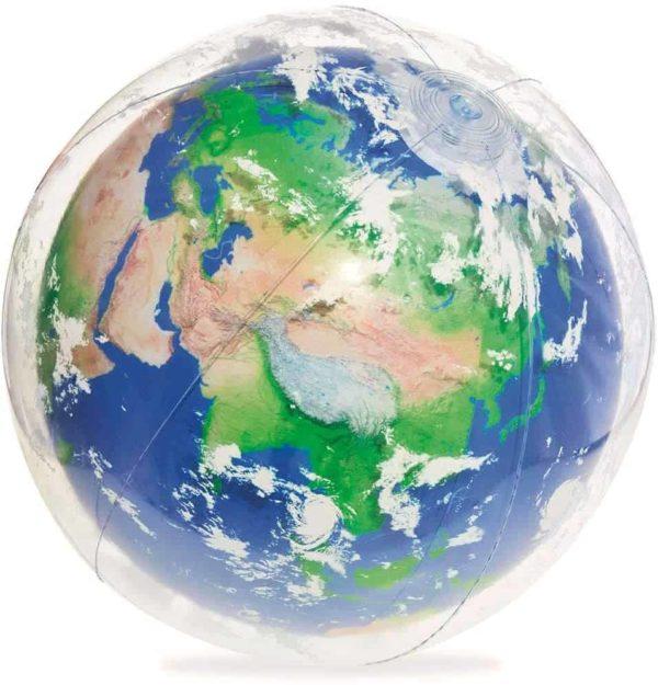 bestway's earth explorer glowball (61cm)