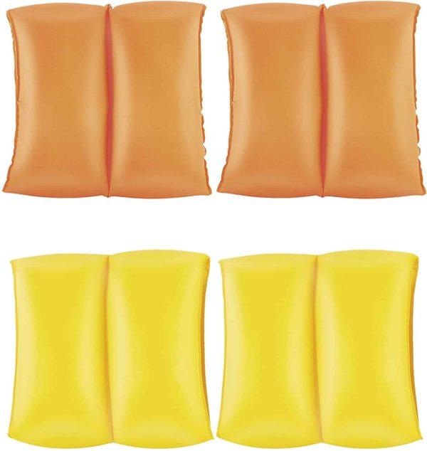 bestway's colored armbands (20cm x 20cm)