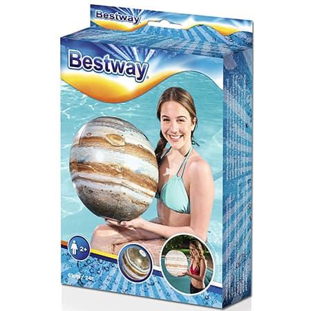 bestway's jupiter explorer glowball (61cm)