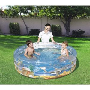 Bestway's Transparent Sea Life Pool (150cm x 53cm)