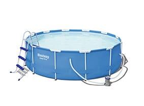 bestway's steel pro max pool set (366cm x 100cm)