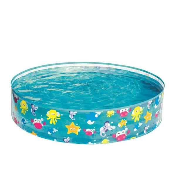 bestway's fill 'n fun sparking sea pool (122cm x 25cm)