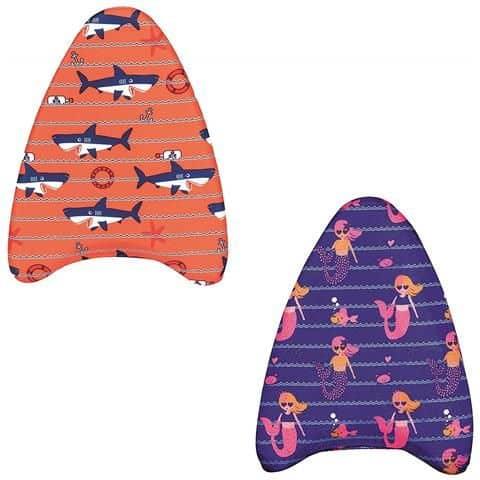 bestway's swim safe boys'/girls' fabric kickboard