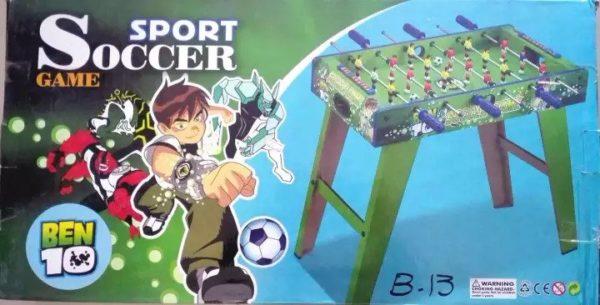 كراون – طاولة كرة قدم 20135ben-10 بأرجل طويلة 69سم*36.5سم*65سم