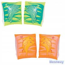 bestway's dolphin armbands (23cm x 15cm)