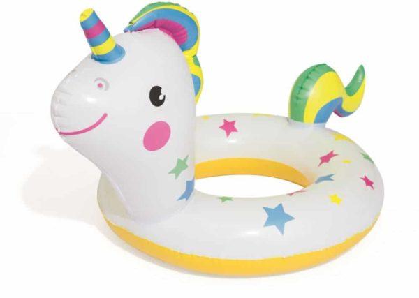 bestway's animal shaped swim rings