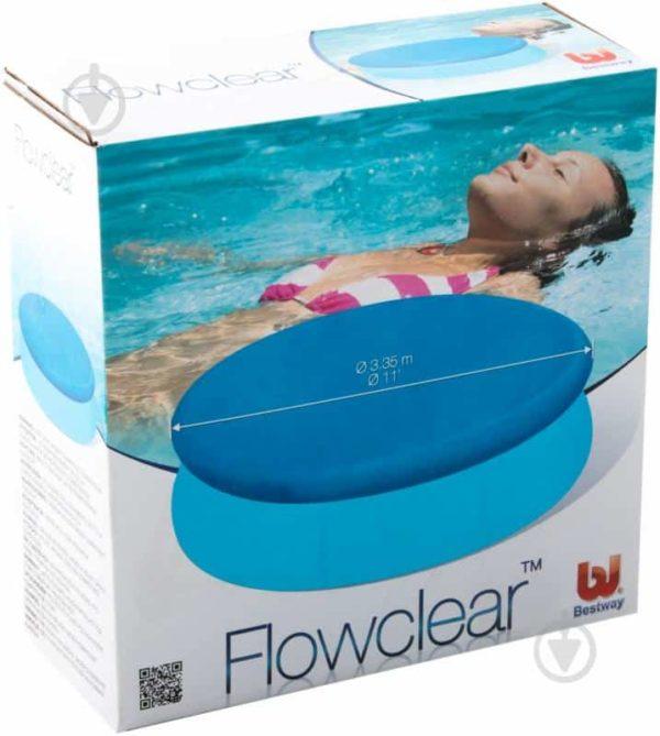 بيست واي – غطاء لحمام السباحة فلو كلير 305سم